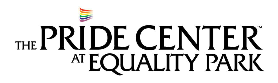The Pride center at Equality park _ Logo