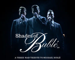 Shades of Bublé: A Three-Man Tribute