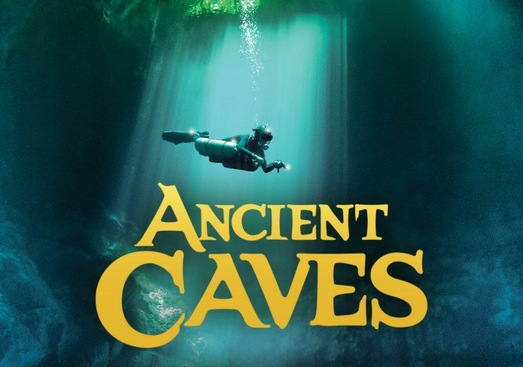 Ancient Caves - Poster