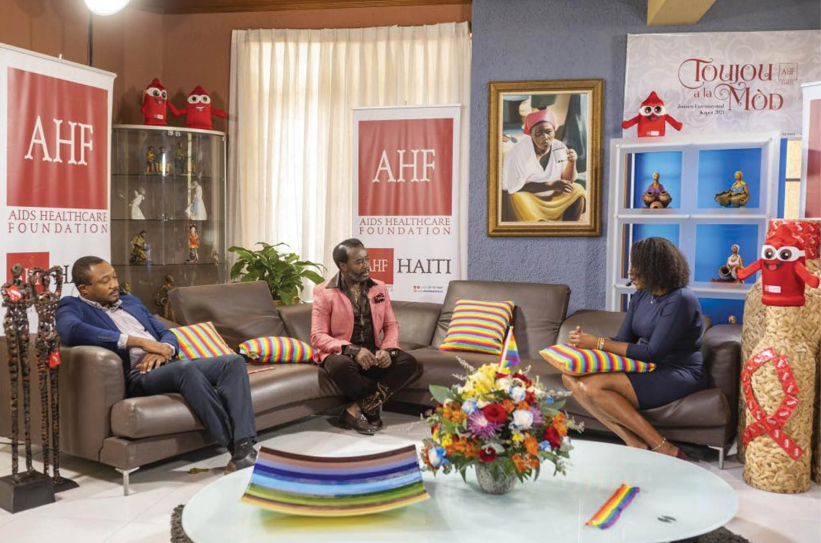 Read more about the article Haiti Sends Awareness Over Airwaves Nationwide