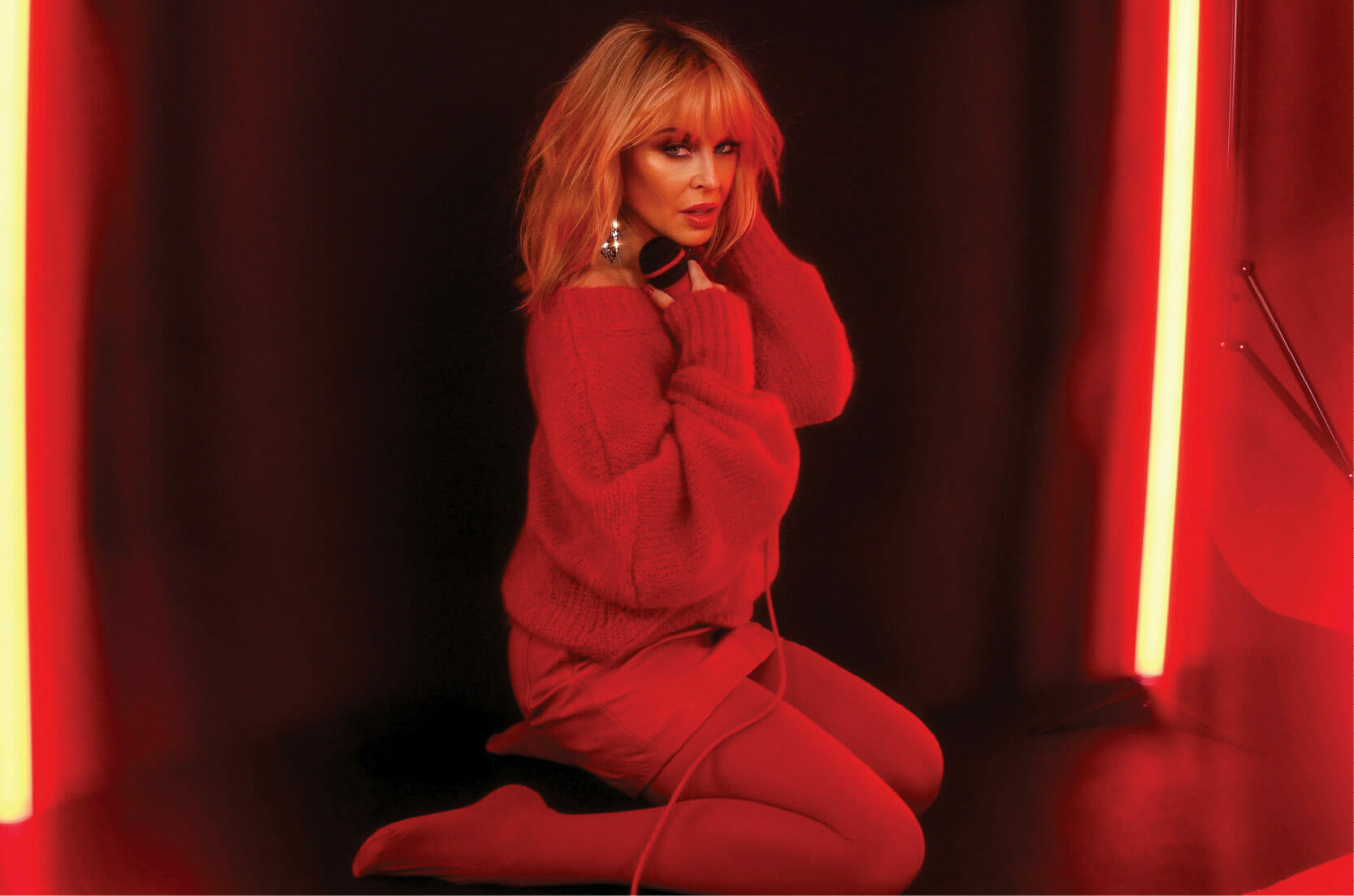 Kylie Releases Real Groove Remix Package