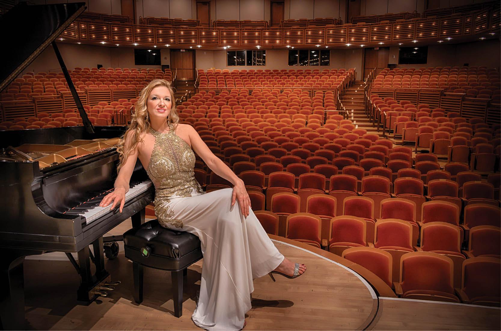 One-on-One with Pianist Svetlana Smolina