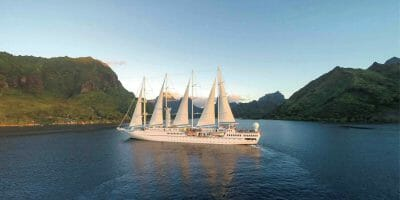 Source Events _ Sailing boat photo_WIND SPIRIT TAHITI