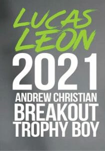 TrophyBoy-LucasLeon_Info poster