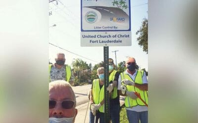 UCC Street Cleaning