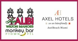Read more about the article Georgie's Alibi Monkey Bar + AxelBeach Miami Hotel = Alibi at AxelBeach