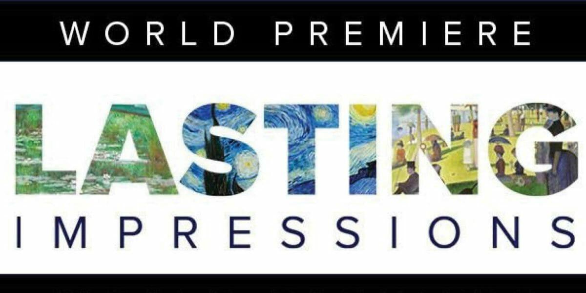 Lasting Impression Arsht_ text Poster