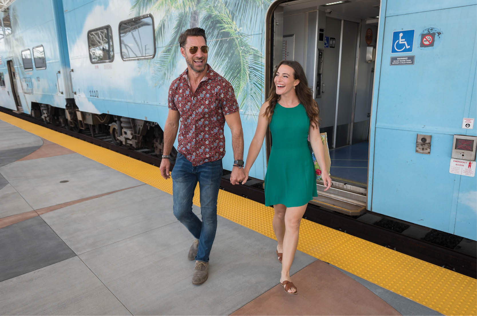 Summer Fun and Adventure is a Train Ride Away