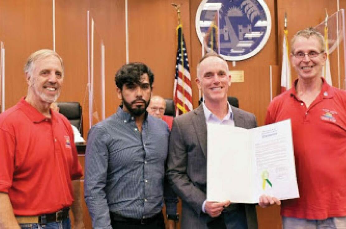 City of Wilton Manors Proclaims Latinos Salud Day