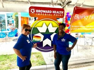 Read more about the article Broward Health Imperial Point Supports LGBTQ+ Community at Stonewall Pride Parade and Street Festival