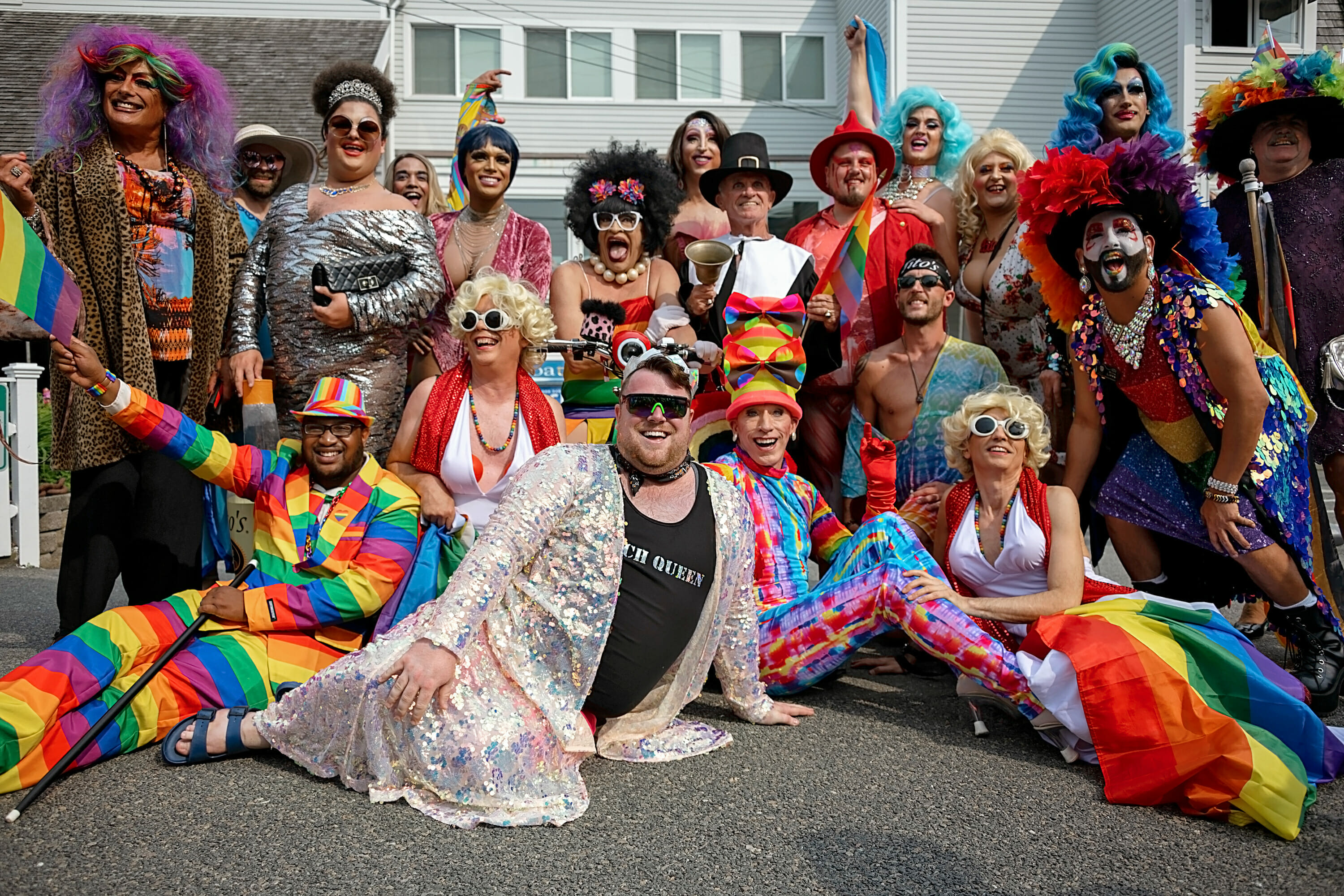 Read more about the article Provincetown Summer 2021:  We're Back!