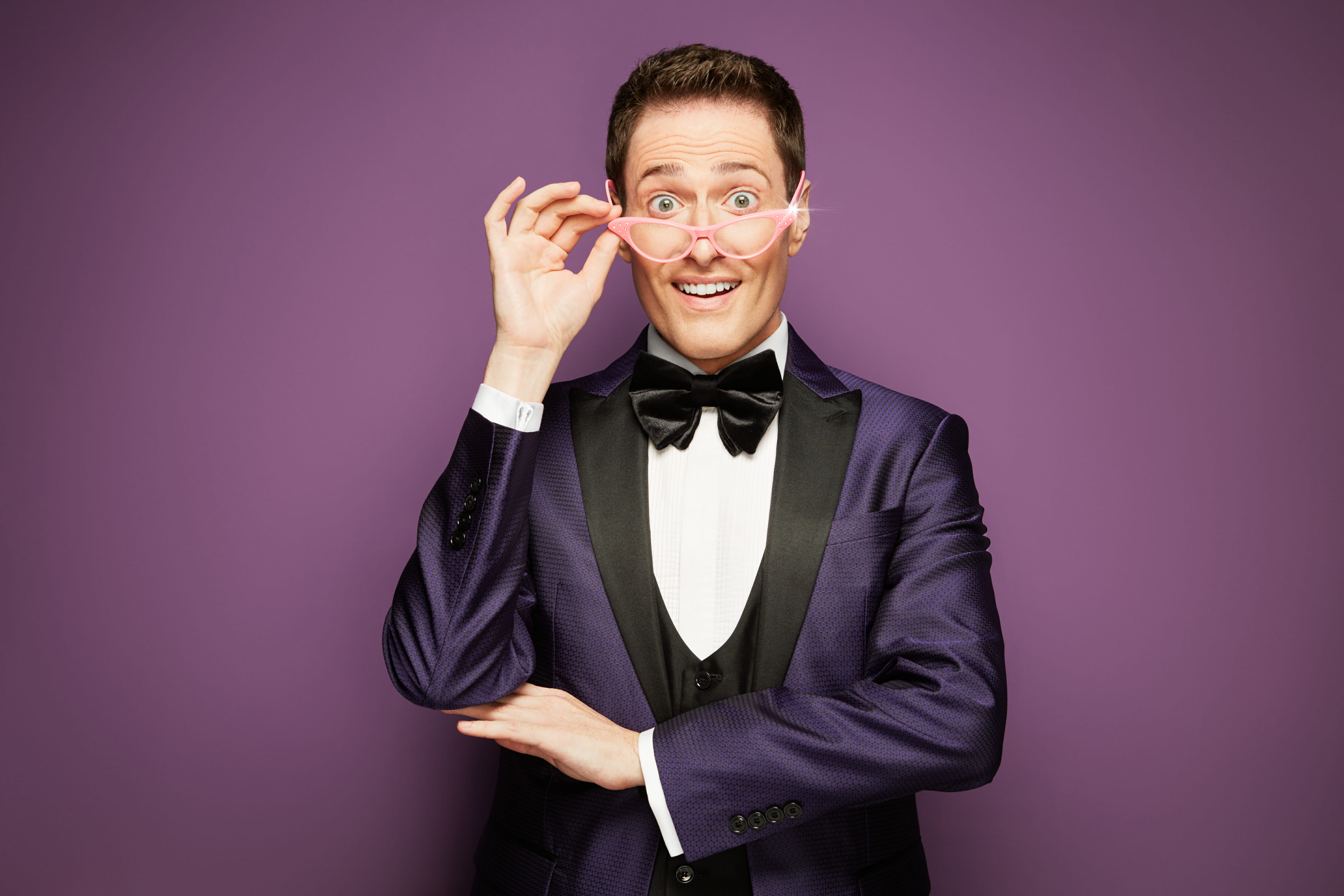 You are currently viewing Look to the Rainbow; An Interview with Randy Rainbow