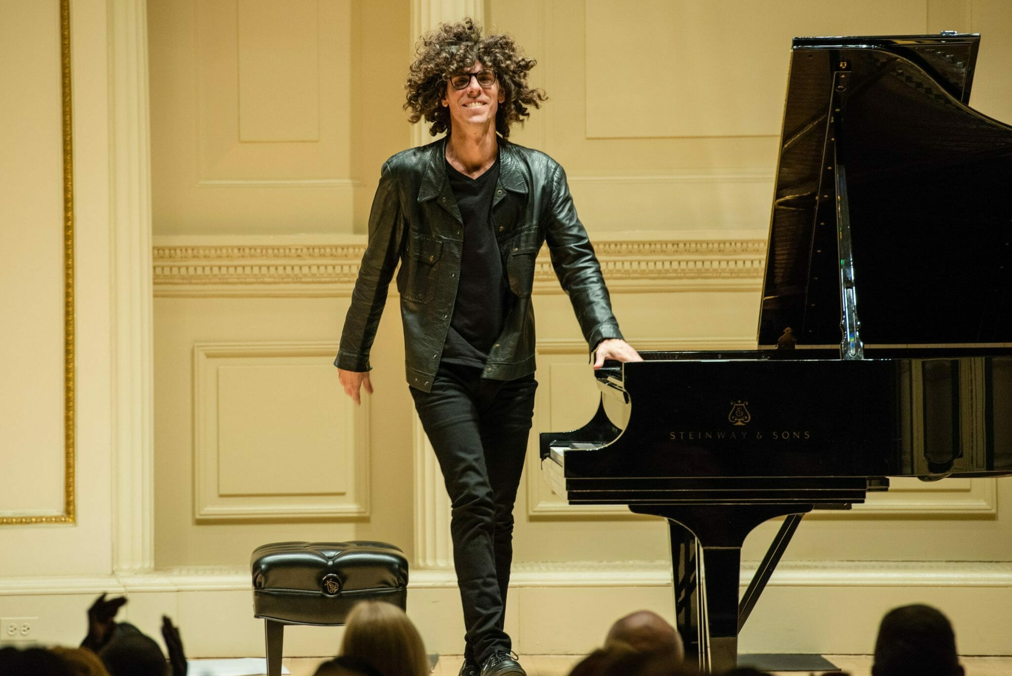 """You are currently viewing GENVAS Announces Debut of Their First DAYDREAMS International Brunch Salon """"Chopin & Champagne"""" featuring Steinway Artist, Julian Gargiulo, piano Sunday, July 18, 2021"""