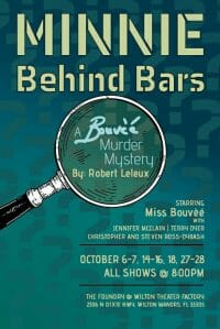 Read more about the article Minnie Behind Bars, A Bouvèé Murder Mystery