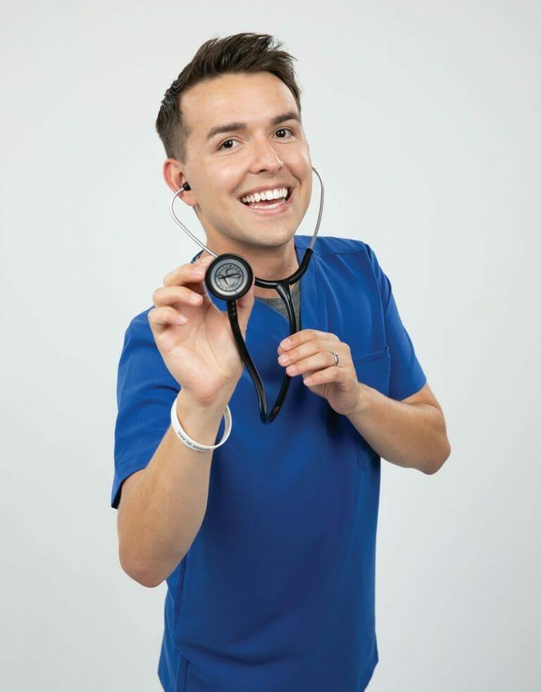 Nurse Blake Photo