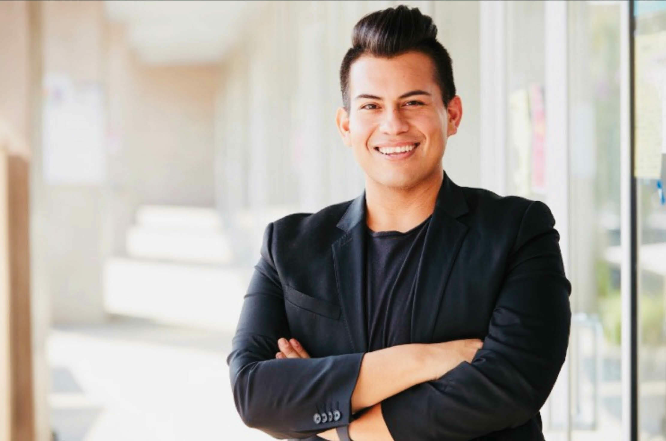 Read more about the article GMCSF's New Artistic Director Gabe Salazar