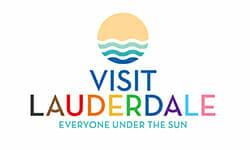 Visit Lauderdale-W Logo