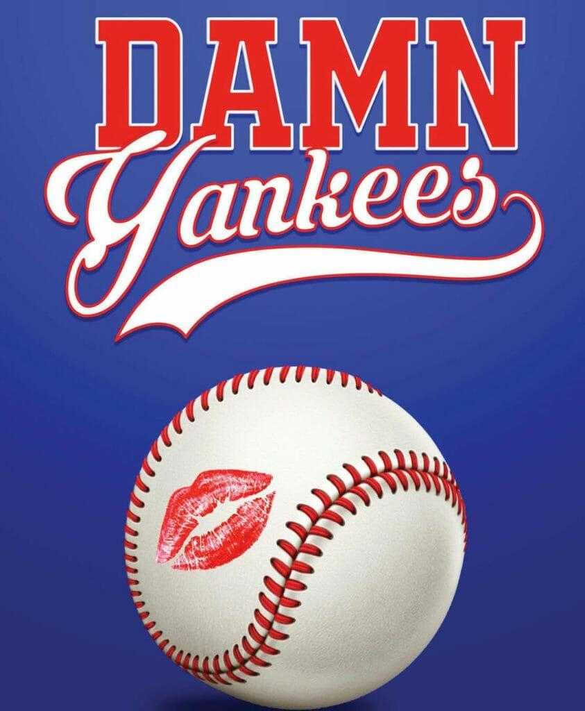 WickTheatre_Damn-Yankees Poster