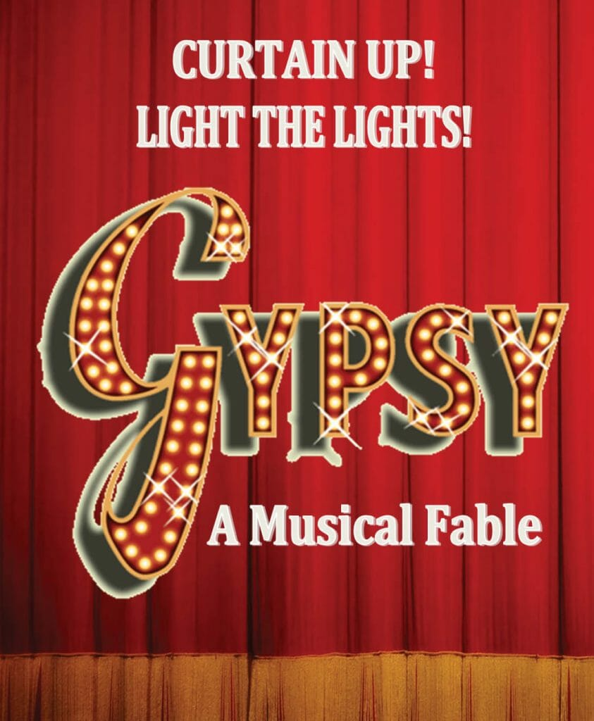 WickTheatre_Gypsy Poster