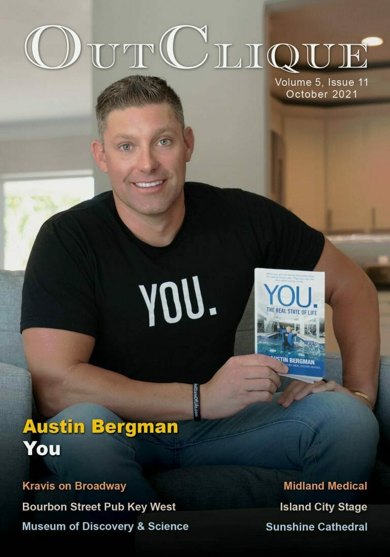 Austin Bergman _ October 2021 Cover