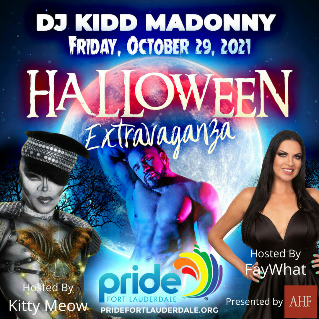 You are currently viewing Pride Halloween Extravaganza 2021