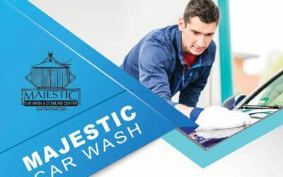 Majestic Car Wash_Ad