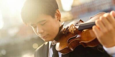 Courtesy of Angelo Xiang Yu     South Florida Symphony Orchestra